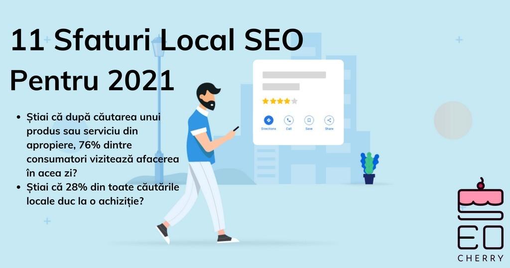 Sfaturi Local Seo Pentru 2021